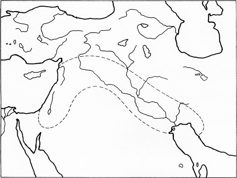 Free coloring pages of fertile crescent