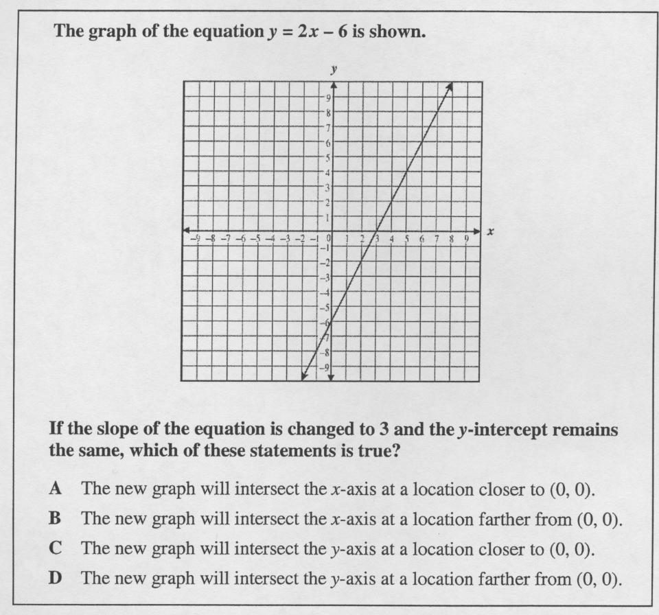 Can You Pass This 8th Grade Math Benchmark Test