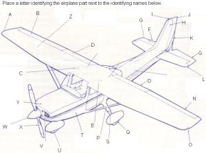 Chapter 1  Introduction To The Airplane Student Exercise