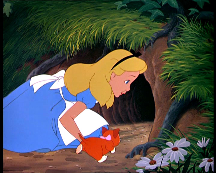 Falling Down The Rabbit Hole Wallpaper How Well Do You Know Alice In Wonderland Proprofs Quiz