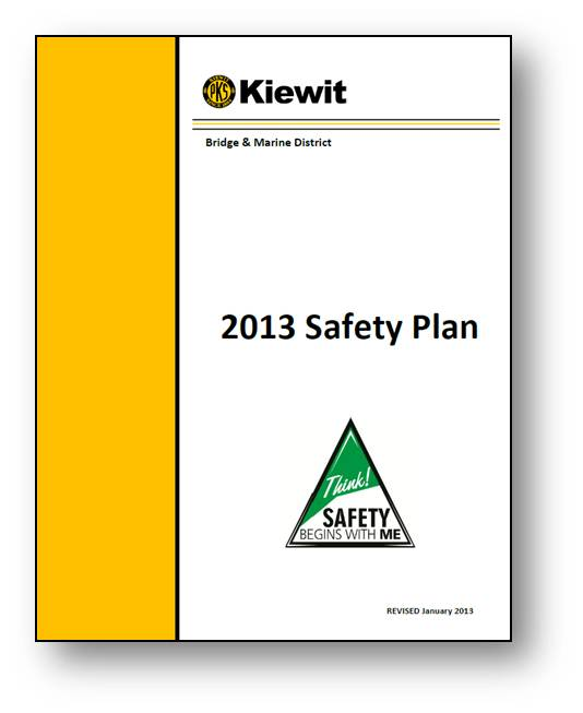 2013 KBM Safety Plan Quiz - ProProfs Quiz