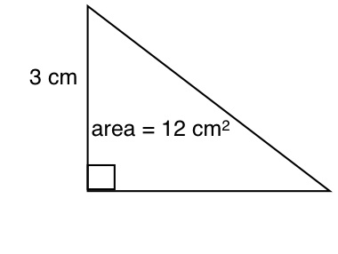 Area And Perimeter Of Rectangles, Triangles And