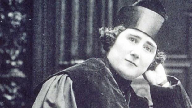 La masona Clara Campoamor luchó por el voto femenino en España. RTVE