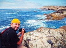 Wasim Muklashy At Point Lobos by Stephen Chiang