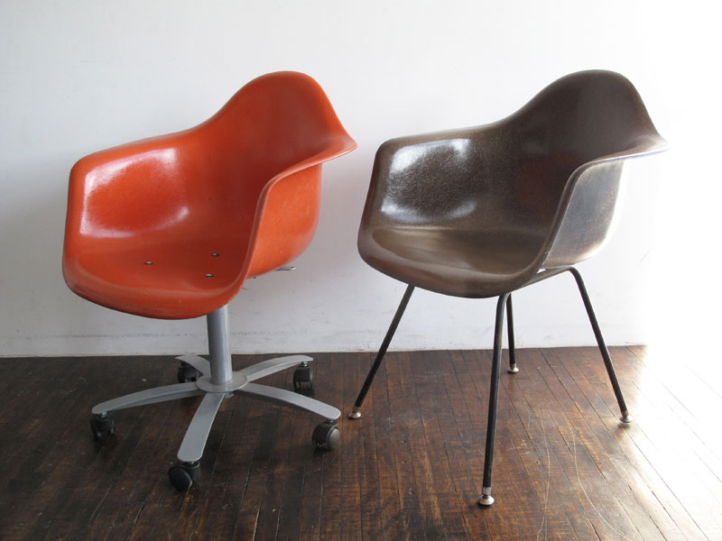 eames bucket chair kids table and chairs clearance 1950s molded fiberglass http www props legrenierny com files gimgs