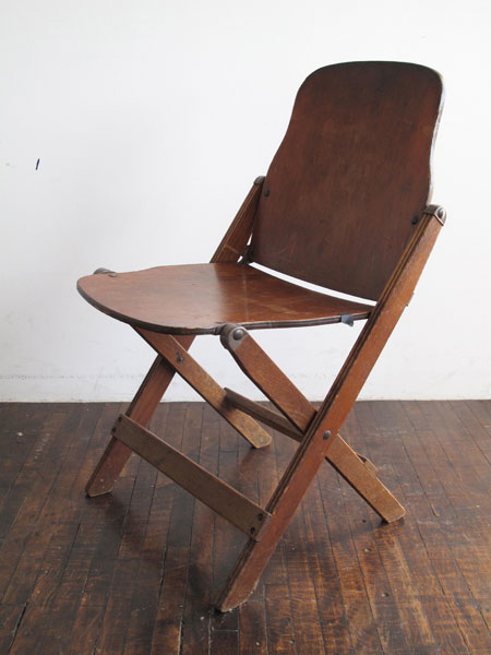 Plywood Folding Chair