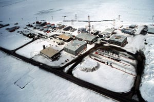 BP's Prudhoe Bay oil field facility in Alaska. (Photo by BP via Getty Images)