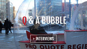 Q&A_Bubble