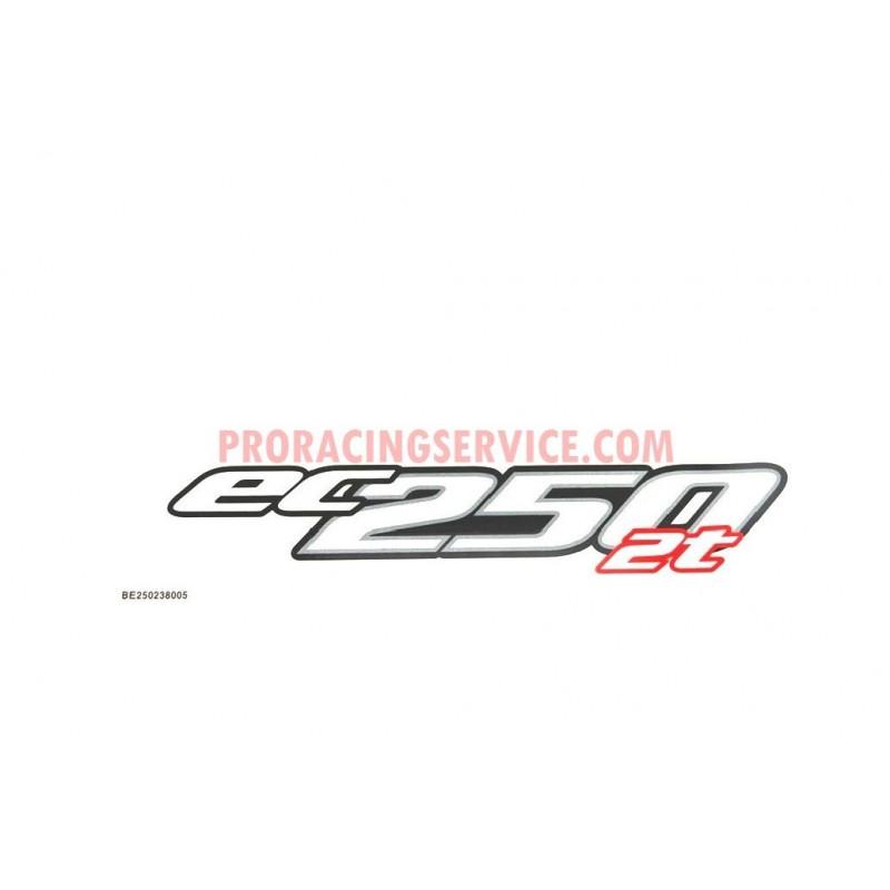 ADHESIF BRAS OSCILLANT EC MC MX SM 2T 250 2002 2003 GAS