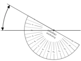 Turned Protractor
