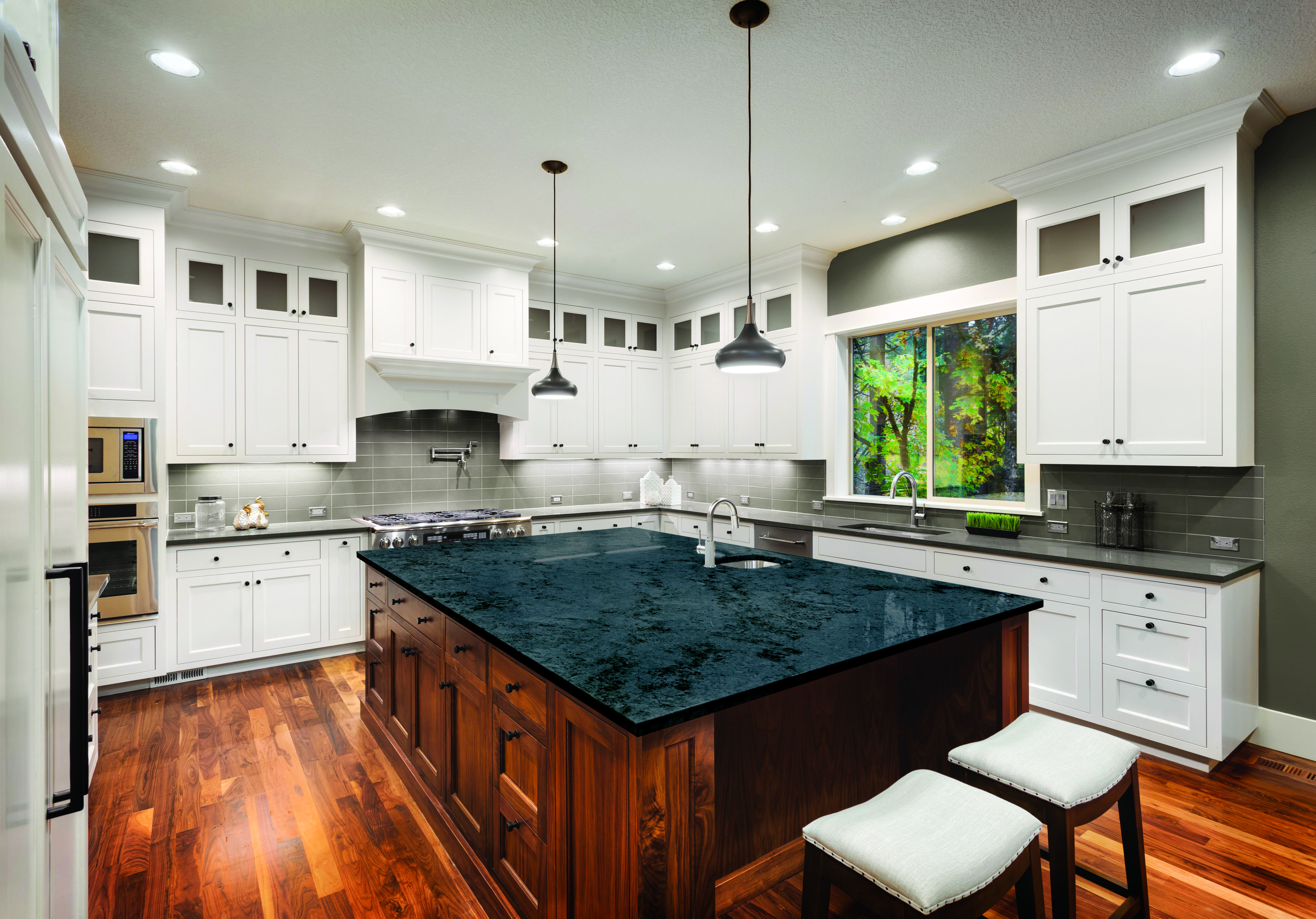 Recessed Lighting Reconsidered In The Kitchen