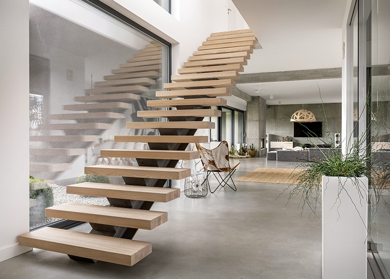 Beautiful Hazard Pro Remodeler | Interior Handrails For Steps | Aircraft Cable | Wrought Iron | Western | Closed Staircase | Stair Bannister