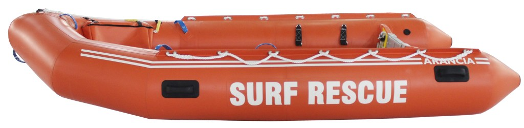 Surf Rescue Boat