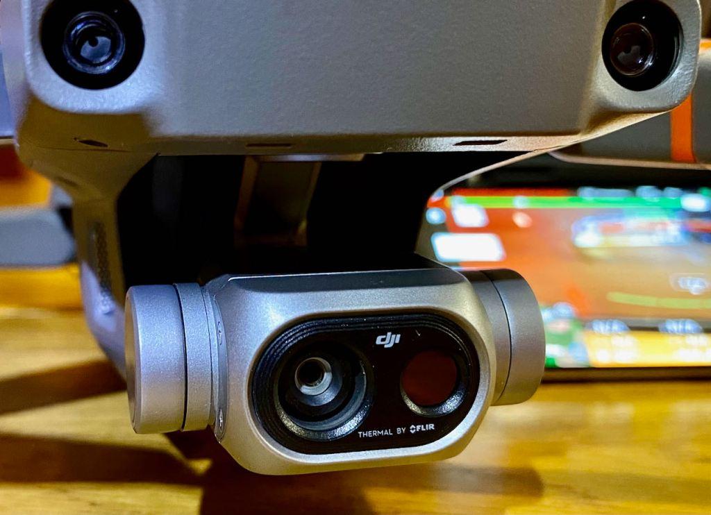 RGB and FLIR Thermal camera
