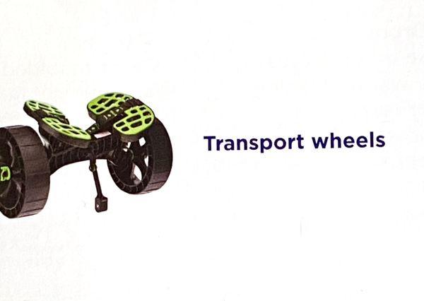 Jet Board Transport Wheels