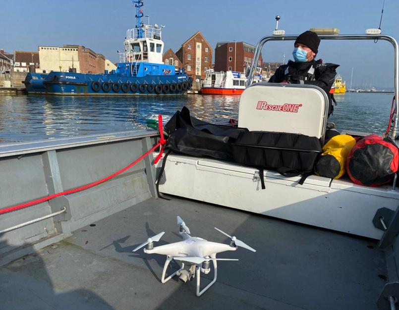 Drone Rescue Course Research