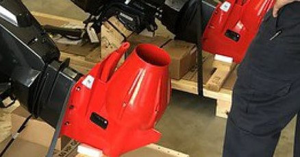 New Pump Jet Outboard Engine