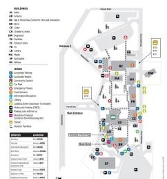 capu campus map [ 1279 x 1649 Pixel ]