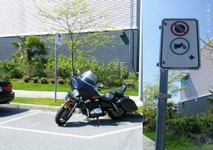 Motorcycle Parking Do