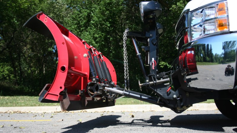 LEVELING OR LIFT KIT FOR YOUR SNOW PLOW TRUCK