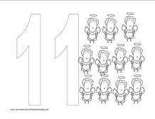 Free preschool coloring pages and preschool alphabet