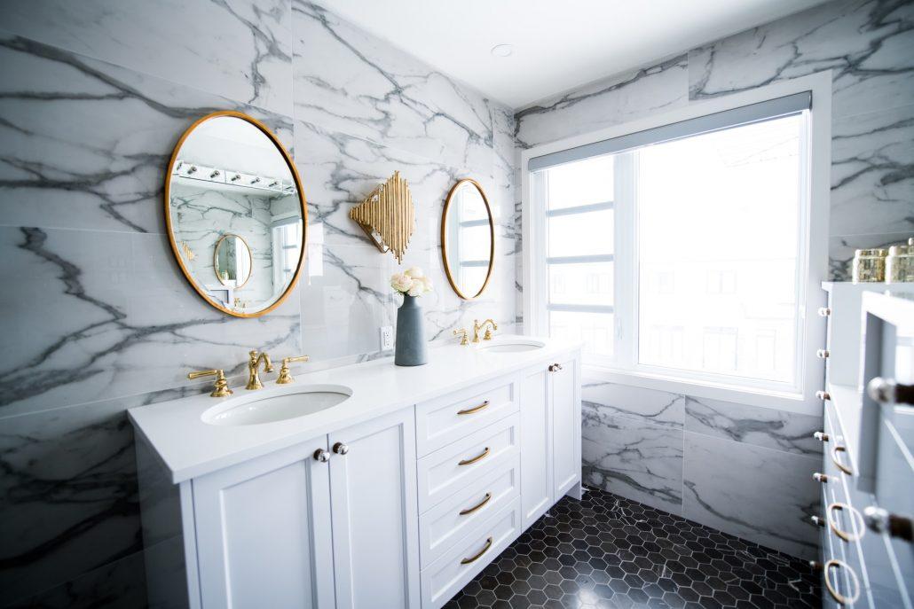 Bathroom design trends 2021 - Prosan