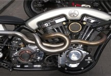 V-Twin Engine