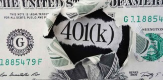 401-K retirement plan