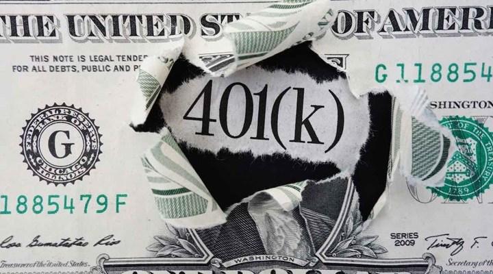 401-K retirement plan