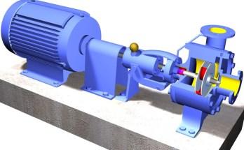 Water Recirculating Pump