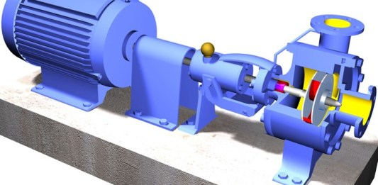Water Recirculating Pump