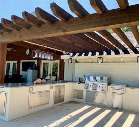 Build your dream outdoor kitchen with Proscapes