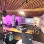 Cinema projector hire