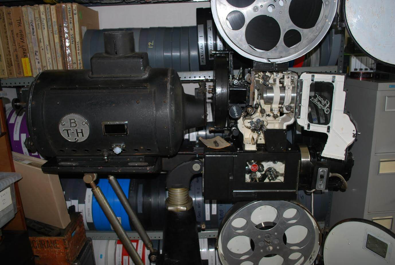 35mm Film Projector Hire