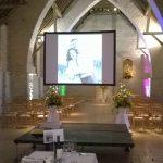 Tythe Barn Wedding Av Hire