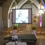 Tythe Barn Wedding Av Hire