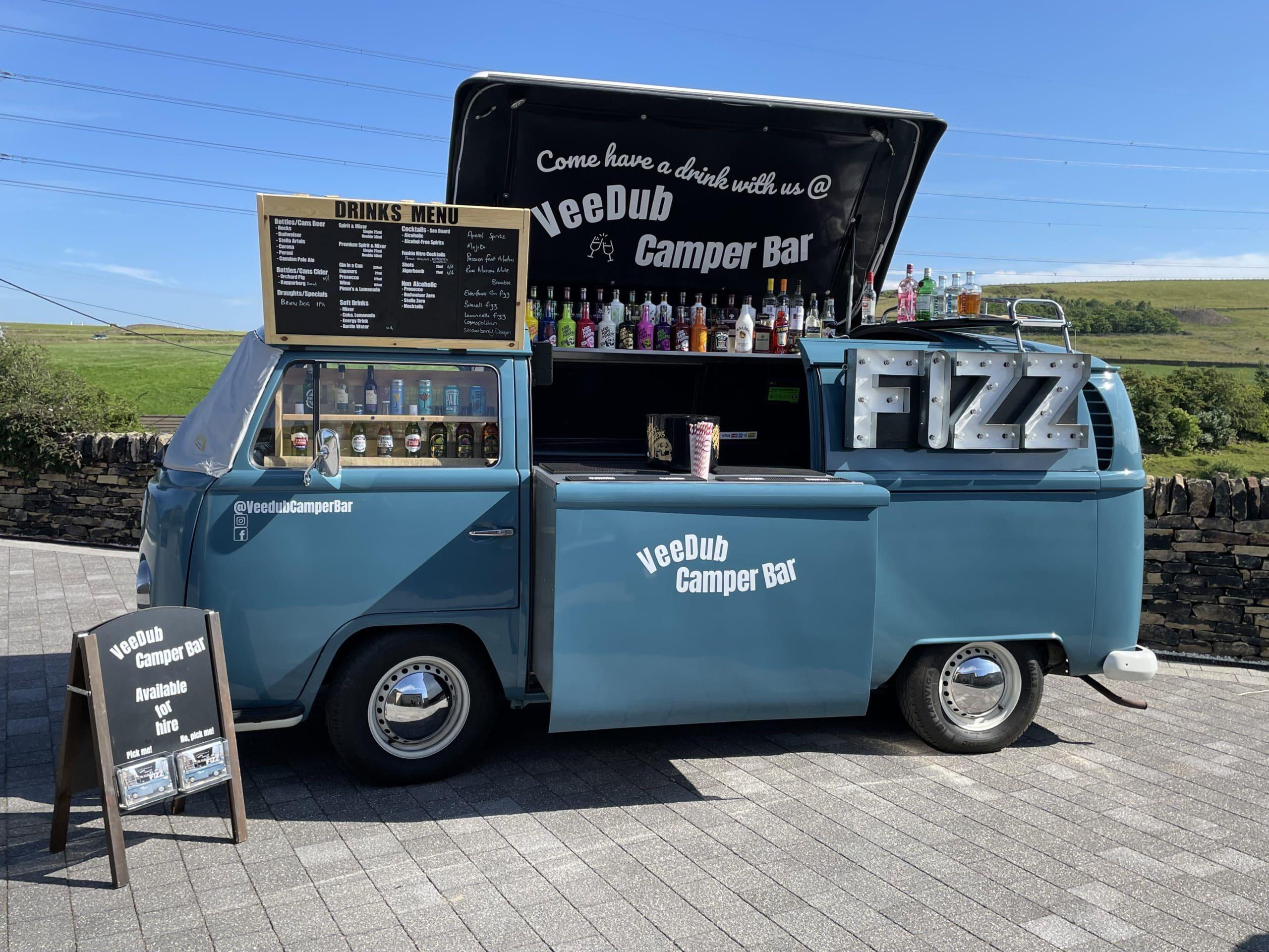 Mobile Bar Hire - Prosecco Van