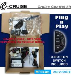 cruise control kit holden colorado 3 0 tdi 2007 2012 with d shaped control switch  [ 1600 x 1600 Pixel ]