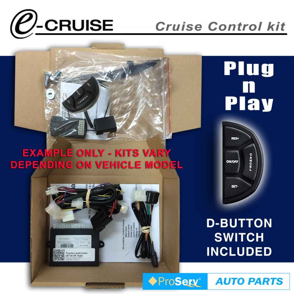 medium resolution of cruise control kit holden colorado 3 0 tdi 2007 2012 with d shaped control switch