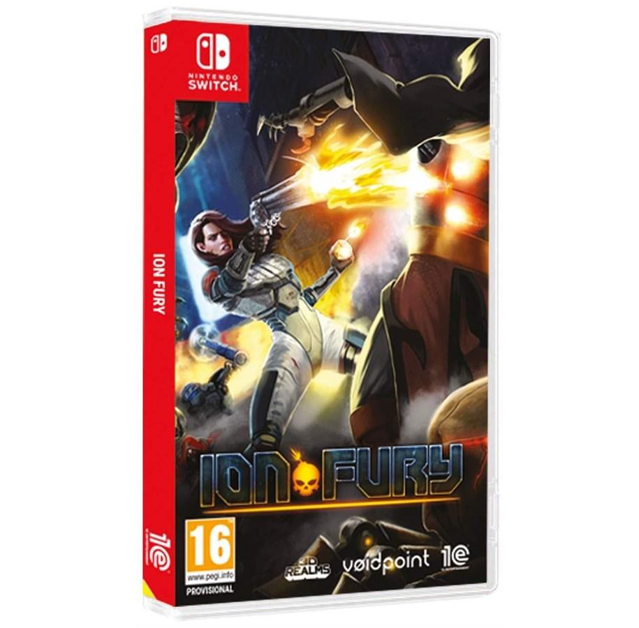 Ion Fury - Nintendo Switch - FPS Switch | På lager | Billig
