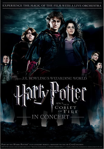 Vancouver Symphony Orchestra & Harry Potter and the Goblet of Fire™ | Audio Visual Rentals | ProShow Audio Visual
