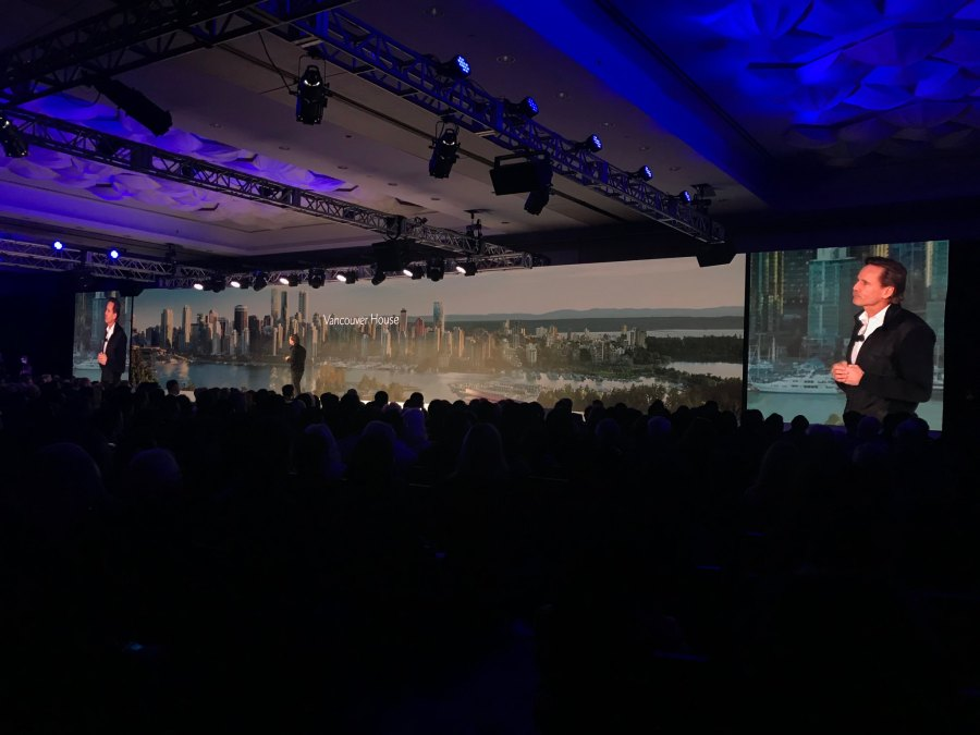 Westbank LED Wall | Vancouver Audio Visual | Proshow