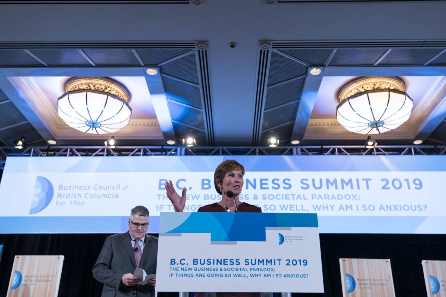 BC Business Council | Audio Visual Production Services | Proshow