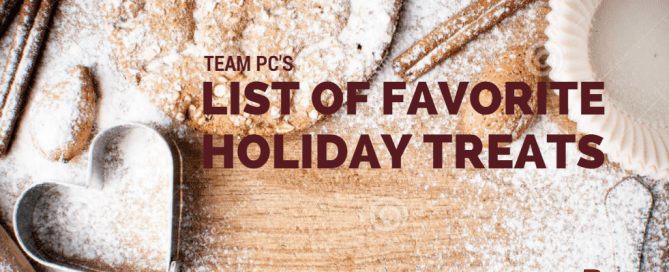 PC holiday treats