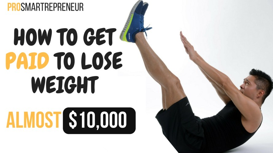 Get paid to lose weight : This company lets you bet on your weight