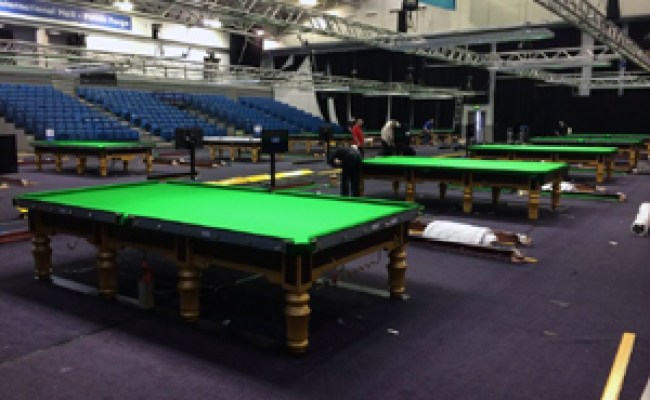 Betfred World Championship Qualifiers Draw Pro Snooker Blog
