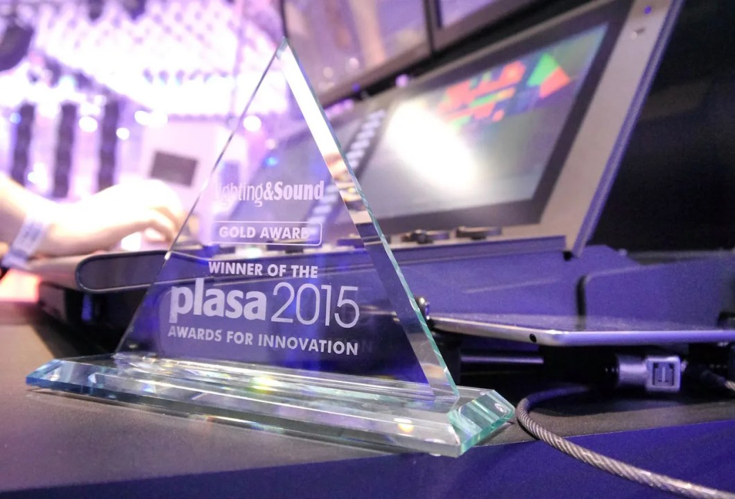 ETC celebrates at PLASA