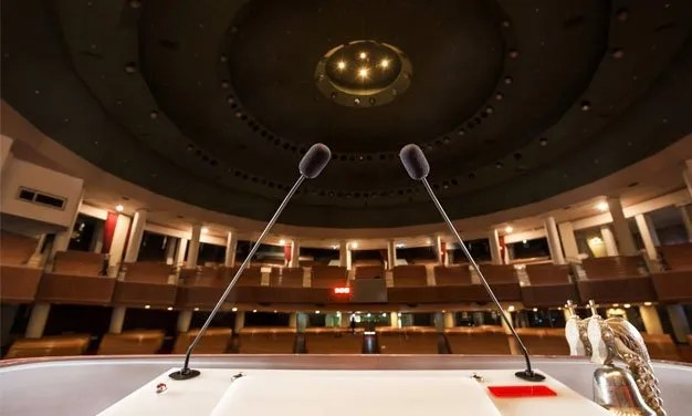 DPA Microphones bring clarity to South Korea's largest church