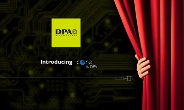 DPA adds 'CORE' amplifier technology to miniature mic capsules
