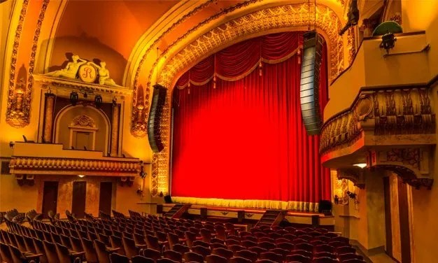 Canada's Royal Theatre opts for Meyer Sound line array system